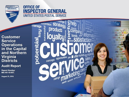 USPS Customer Service