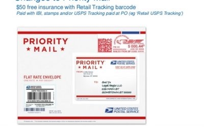 USPS Priority Mail Tracking